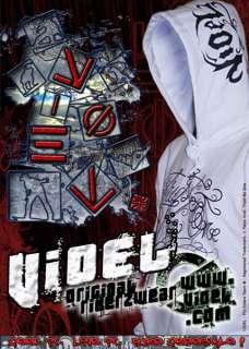 FELPA VIOEL TRUST NO ONE chicano hip hop street cd rap