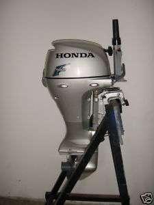 Motore fuoribordo HONDA 8 hp 4 tempi gambo corto USATO