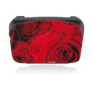 Design Skins for More Cellphones 1&1 PocketWeb   Red Rose