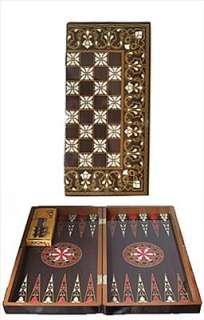 YENIGUN TURKISH Game Backgammon Board PRO full set