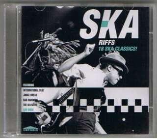 Various   Ska Riffs(18 Ska Classics)(CD Album)(1996).