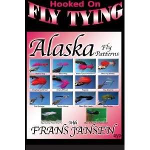 Alaska Fly Patterns Frans Jensen Movies & TV