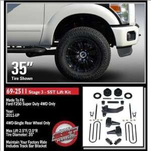 Ready Lift ReadyLift SST Lift Kits 11 12 Ford F 250 Super