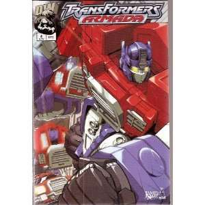 Transformers Armada Number 4: Books