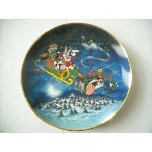Warner Brothers Bugs Bunny Whats Up Santa? Christmas Collector