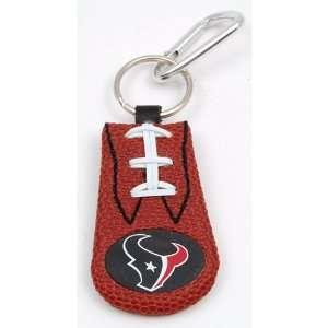 Siskiyou Gifts Houston Texans Football Keychain: Sports