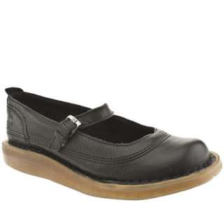 Black Dr. Martens Mary Jane Shoes