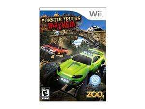 Newegg   Monster Truck Mayhem Wii Game Zoo Games