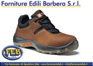 SCARPA ANTINFORTUNISTICA DA LAVORO LOTTO WORKS 365 S3