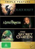 BLACK BEAUTY, A LITTLE PRINCESS, THE SECRET GARDEN New