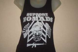 Hells Angels   Arizona Nomads 81 Support Gear   Womens Tank Top