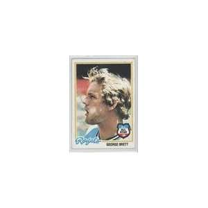 1978 Topps #100   George Brett Sports Collectibles