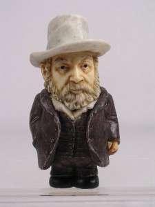 Harmony Kingdom Pot Bellys/Belly Walt Whitman NIB!