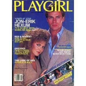 Playgirl Magazine, issue dated November 1984: Jon Erik Hexum