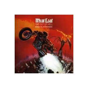 New Sbme Epic Meat Loaf Bat Out Of Hell Product Type Compact Disc Rock