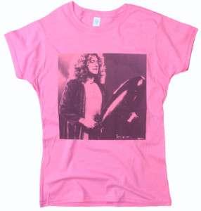 Led Zeppelin Robert Plant rock band photo t shirt