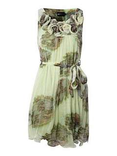 Homepage  Women  Dresses  Sodamix Peacock print dress