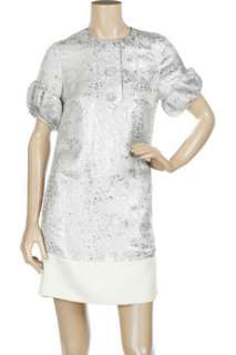By Malene Birger Keshet metallic brocade dress   0% Off Now at THE
