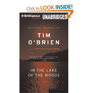 Lake of the Woods (9781455851652): Tim OBrien, L. J. Ganser: Books