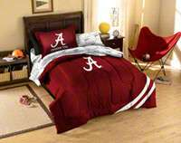 Alabama Crimson Tide Bedding, Alabama Crimson Tide Bed Accessories