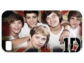 One Direction 1D Uk flag design IPHONE 4 / 4s SKAL på Tradera