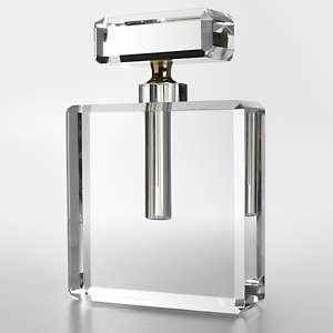 Sorelle Crystal Extra Large Classic Perfume Bottle