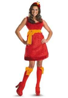 Costumes TV / Movie Costumes Sesame Street Costumes Sexy Elmo Costume