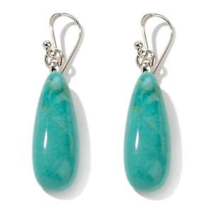 Studio Barse Turquoise Sterling Silver Drop Earrings