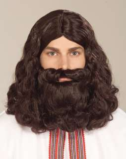 Halloween Costumes > Hats, Wigs & Masks > Wigs Biblical/Religious