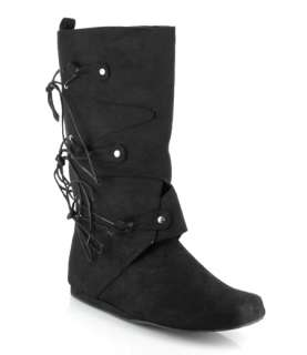 Mens Black Boots   Costume Accessories   Boots