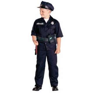 Police Officer Child Costume, 38012