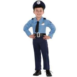 Police Officer Toddler Costume, 802397