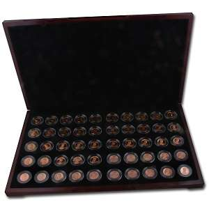 Complete Lincoln Memorial Proof Coin Collection (1959   2008)