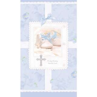 Tiny Blessing Blue Paper Tablecover   Costumes, 30896
