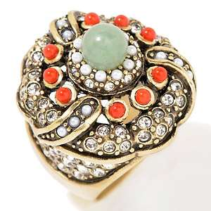 Heidi Daus A Touch of Elegance Flower Ring