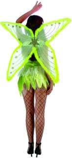 Green Angel Wing 34X36 Marabou (Accessories)