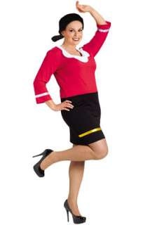 Sexy Olive Oyl Plus Size Costume for Halloween   Pure Costumes