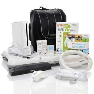 Nintendo Wii Fitness Video Games & Systems Video Game Bundles