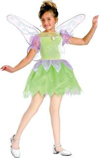 Child Deluxe Tinker Bell Costume   Tinkerbell is one of the best loved