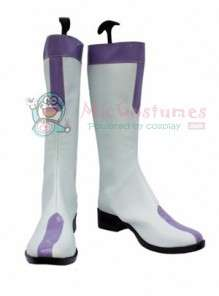 Fairy Tail Juvia Cosplay Shoes Boots For Sale
