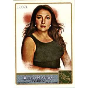 2011 Topps Allen and Ginter Glossy #165 Jo Frost   Supernanny Host