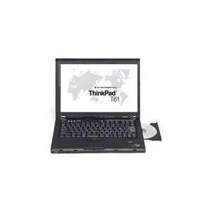 T61 Notebook Intel Core 2 Duo T7300 2 GHz   15.40 WXGA   1 GB DDR2