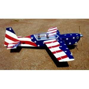Almost Ready to Fly gas RC Remote Control Aerobatic Flying Airplane