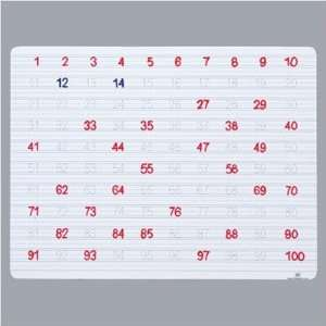 MAGNETIC NUMBERS PRACTICE PAD: Toys & Games