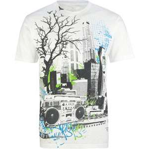 men  clothing  t shirts  infamous organic city mens