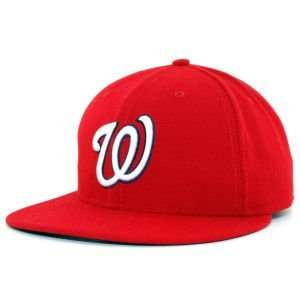 Washington Nationals Kids Auentic Collection Hat Sports & Outdoors