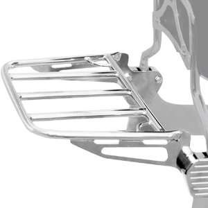 Motherwell 2 Up Backrest Luggage Racks for 1998 2008 Harley Davidson
