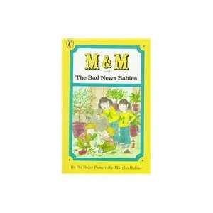 M & M and the Bad News Babies (Picture Puffin Books (Pb