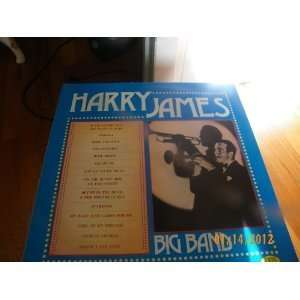 Harry James Big Band (Vinyl Record) Music