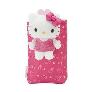 [Hello Kitty] mascot mobile pouch cell pouch Toys & Games